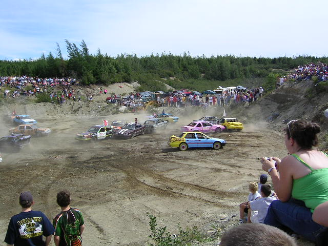 2005 Demolition Derby